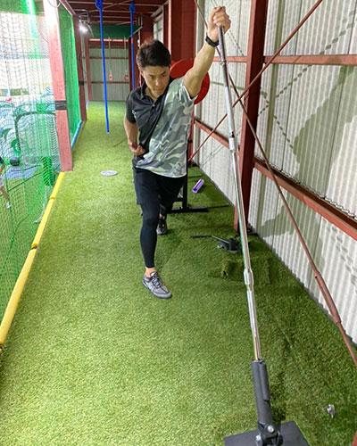 屋内練習場